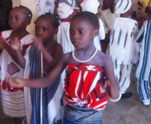Les enfants chéris - Année scolaire 2015 - 2016